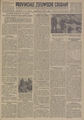 Provinciale Zeeuwse Courant 1942-09-07
