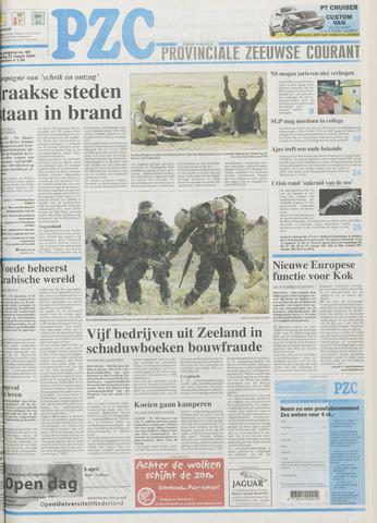 Provinciale Zeeuwse Courant 2003-03-22