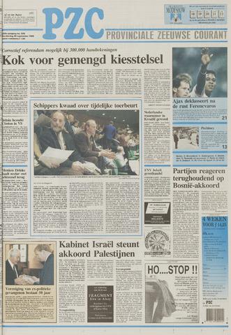 Provinciale Zeeuwse Courant 1995-09-28