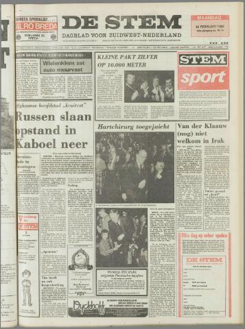 de Stem 1980-02-25