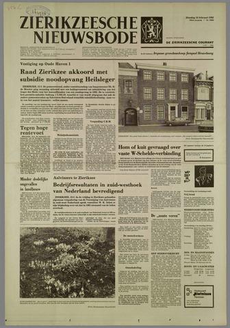 Zierikzeesche Nieuwsbode 1982-02-16