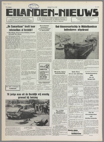 Eilanden-nieuws. Christelijk streekblad op gereformeerde grondslag 1980-07-29