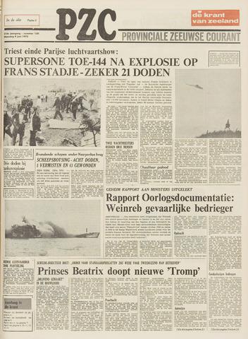 Provinciale Zeeuwse Courant 1973-06-04