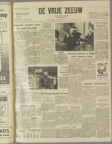 de Vrije Zeeuw 1961-01-20
