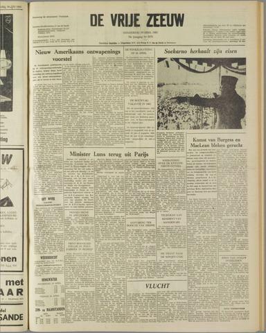 de Vrije Zeeuw 1962-04-19