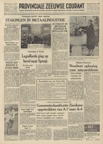 Provinciale Zeeuwse Courant 1960-12-08
