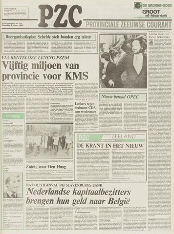 Provinciale Zeeuwse Courant 1983-03-05