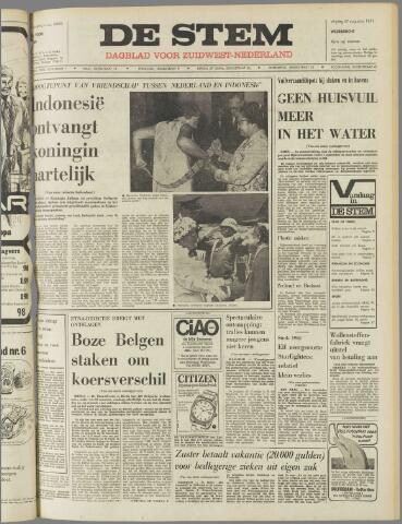 de Stem 1971-08-27