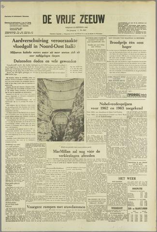 de Vrije Zeeuw 1963-10-11