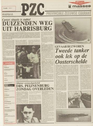 Provinciale Zeeuwse Courant 1979-04-02
