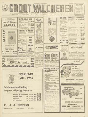 Groot Walcheren 1965-02-04