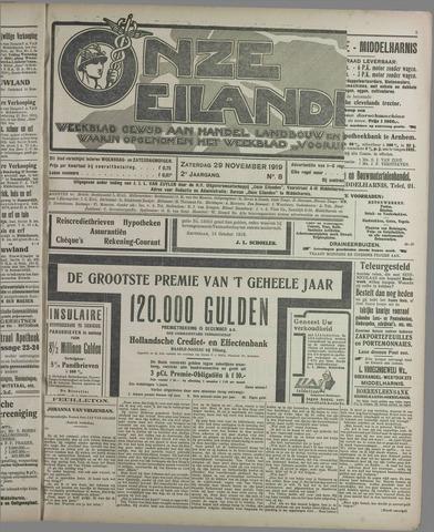 Onze Eilanden 1919-11-29