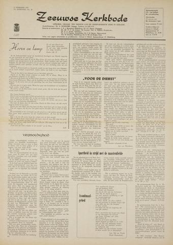 Zeeuwsche kerkbode, weekblad gewijd aan de belangen der gereformeerde kerken/ Zeeuwsch kerkblad 1970-02-12