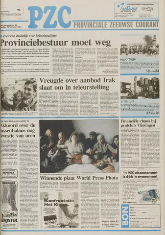 Provinciale Zeeuwse Courant 1991-02-16