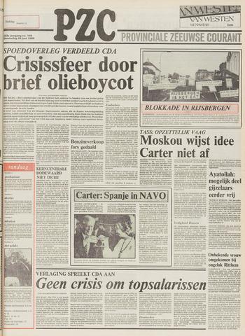 Provinciale Zeeuwse Courant 1980-06-26