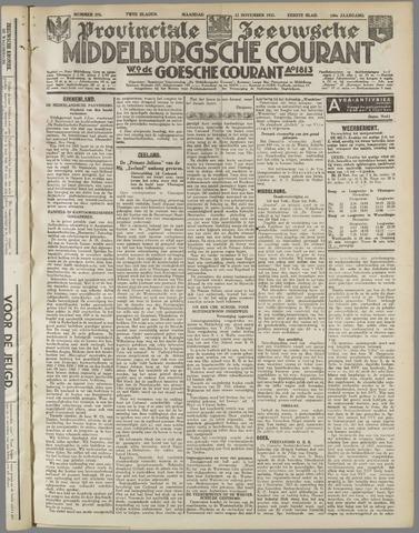 Middelburgsche Courant 1937-11-22