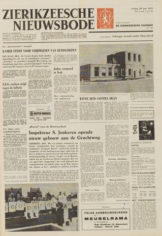 Zierikzeesche Nieuwsbode 1973-06-29