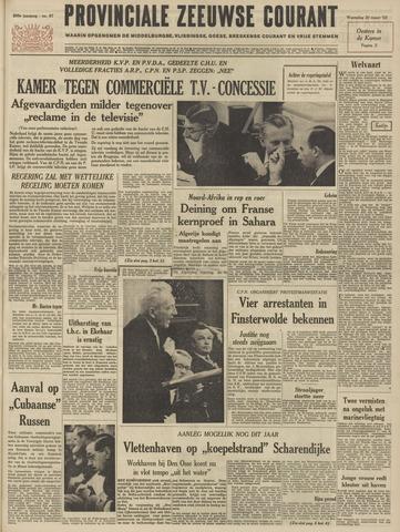 Provinciale Zeeuwse Courant 1963-03-20