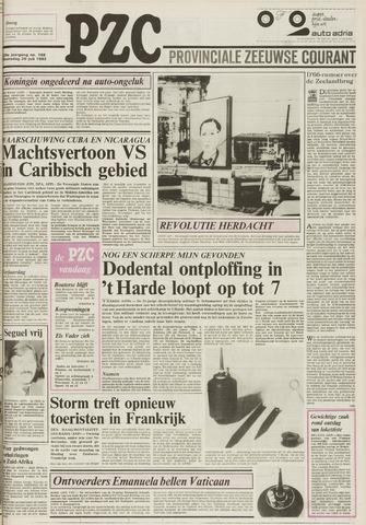 Provinciale Zeeuwse Courant 1983-07-20