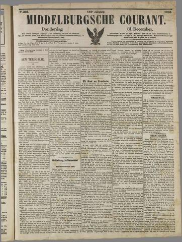 Middelburgsche Courant 1903-12-31