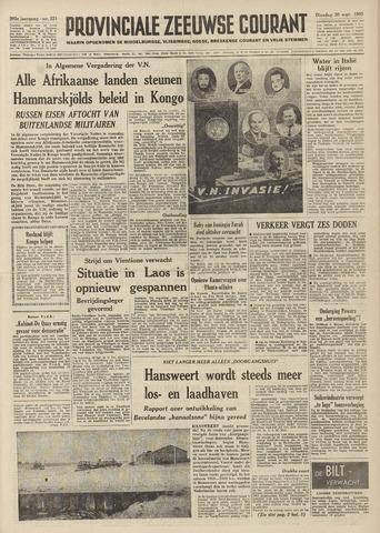 Provinciale Zeeuwse Courant 1960-09-20