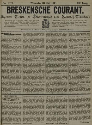 Breskensche Courant 1911-05-31
