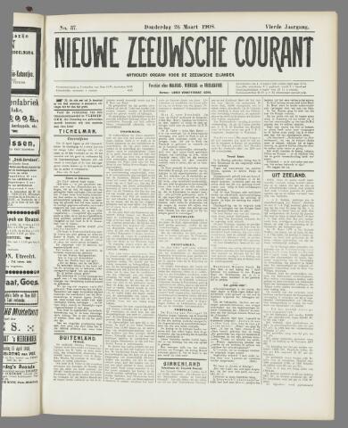 Nieuwe Zeeuwsche Courant 1908-03-26