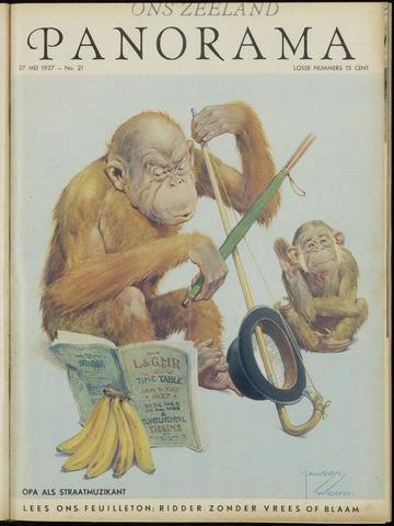 Ons Zeeland / Zeeuwsche editie 1937-05-27