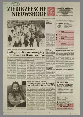 Zierikzeesche Nieuwsbode 1994-02-21