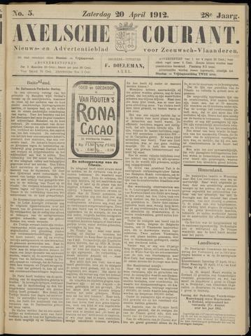 Axelsche Courant 1912-04-20