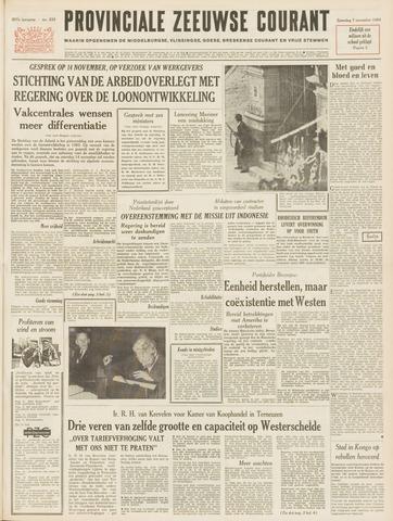 Provinciale Zeeuwse Courant 1964-11-07