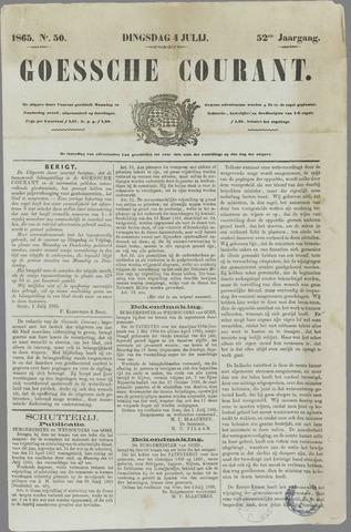 Goessche Courant 1865-07-04