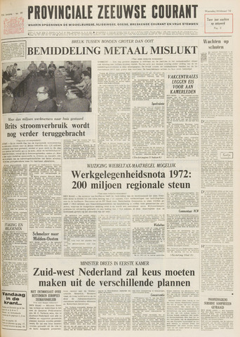 Provinciale Zeeuwse Courant 1972-02-16
