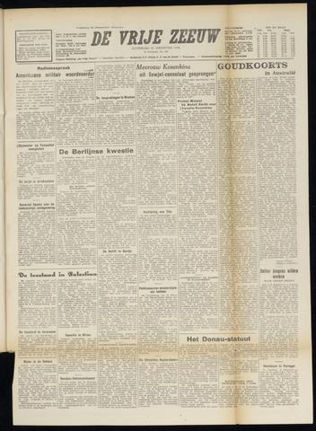 de Vrije Zeeuw 1948-08-14