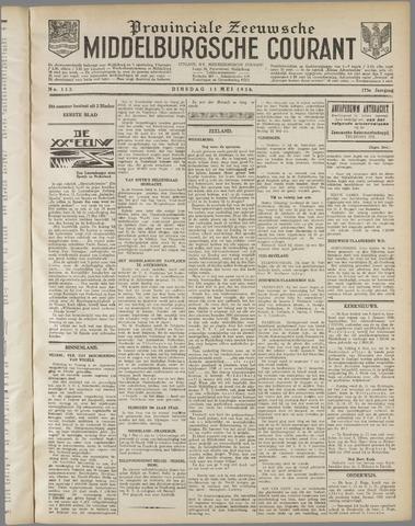 Middelburgsche Courant 1930-05-13