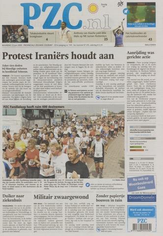 Provinciale Zeeuwse Courant 2009-06-22