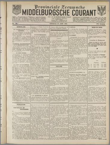 Middelburgsche Courant 1932-06-14