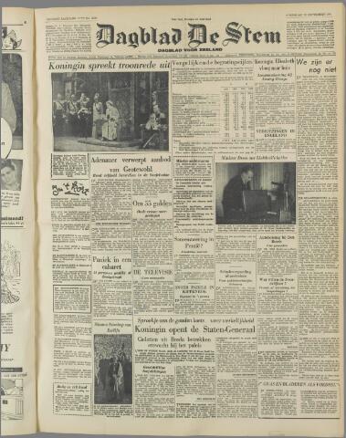 de Stem 1951-09-19