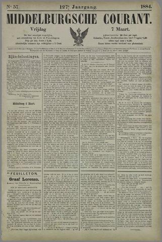 Middelburgsche Courant 1884-03-07