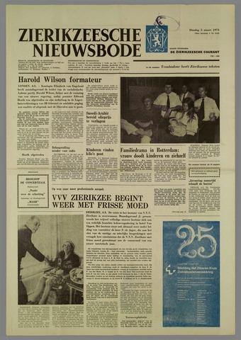 Zierikzeesche Nieuwsbode 1974-03-05