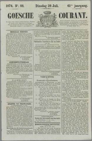 Goessche Courant 1874-07-28