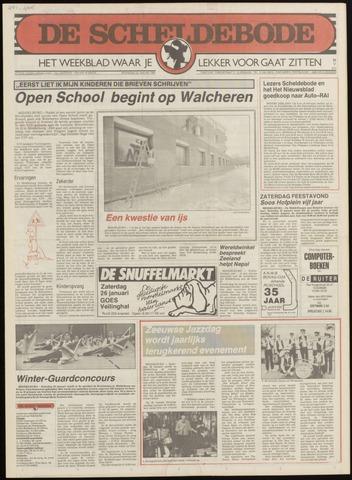 Scheldebode 1985-01-17