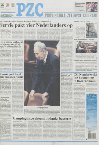 Provinciale Zeeuwse Courant 2000-08-01
