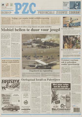 Provinciale Zeeuwse Courant 1997-08-01