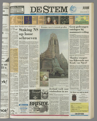 de Stem 1996-11-23
