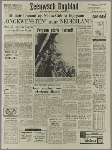 Zeeuwsch Dagblad 1962-08-18