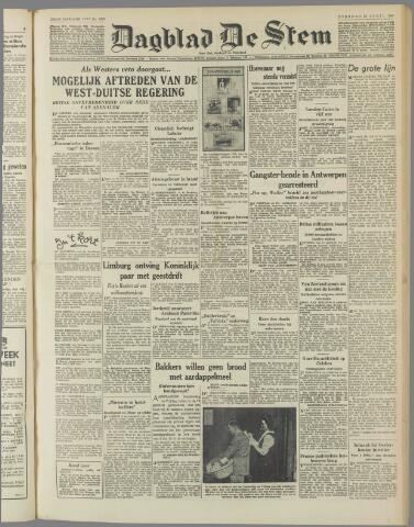 de Stem 1950-04-25