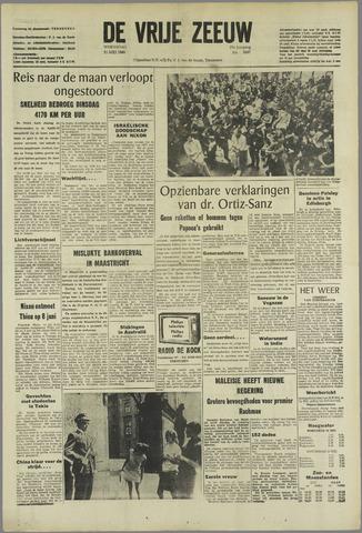 de Vrije Zeeuw 1969-05-21
