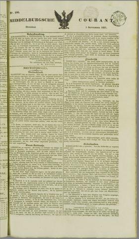 Middelburgsche Courant 1837-09-05