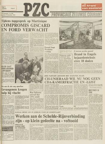 Provinciale Zeeuwse Courant 1974-12-16